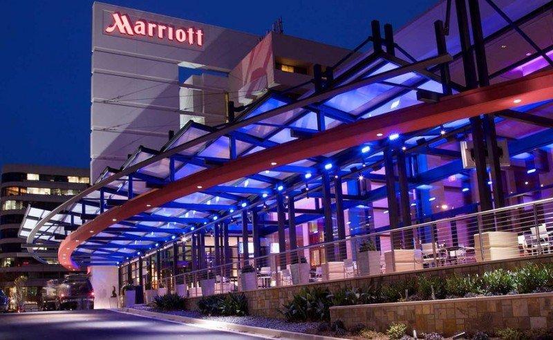 Marriott gana 200 M € en el primer trimestre, un 9% más