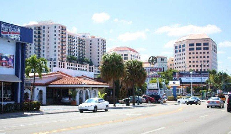Pequeña Habana, en Miami.