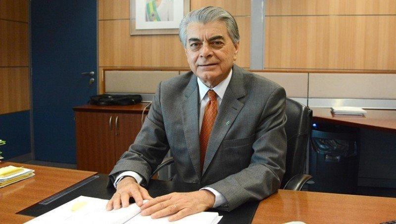 Alberto Alves, ministro interino de Turismo de Brasil.