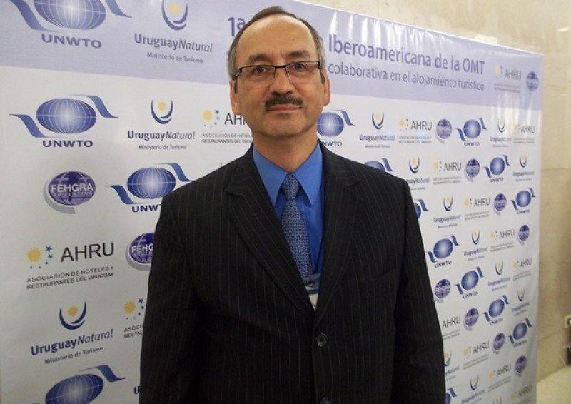 Gustavo Toro, presidente ejecutivo de Cotelco (Colombia).
