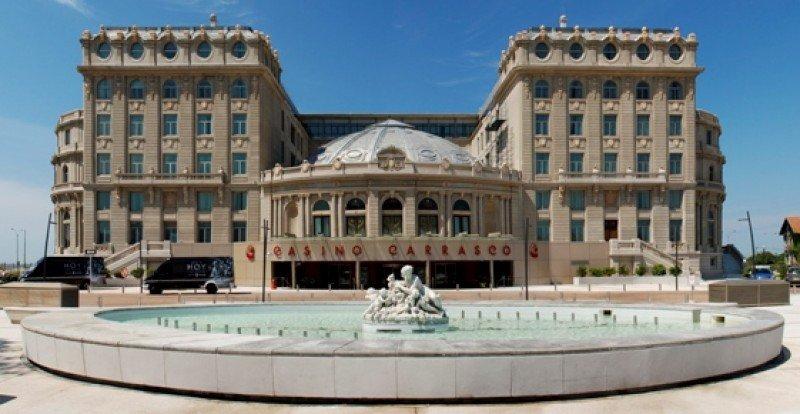 Casino del Sofitel Carrasco.