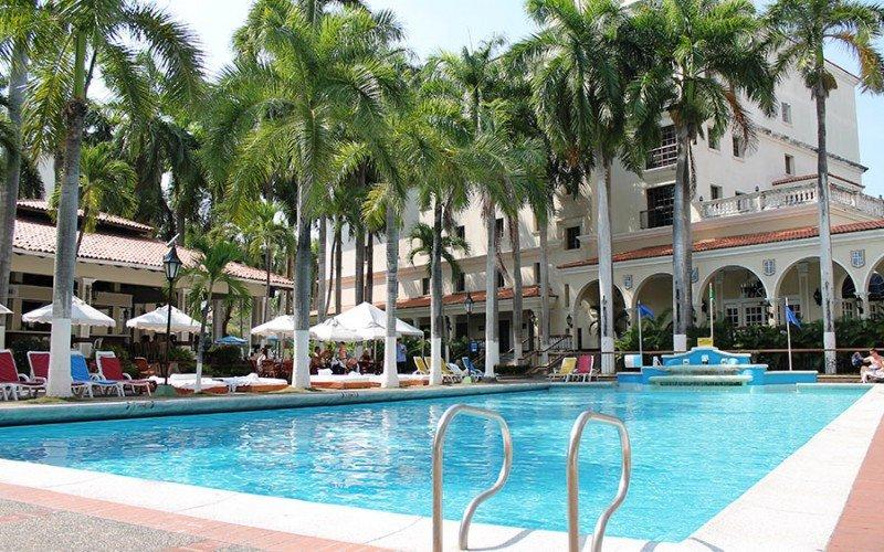 El Hotel El Prado de Barranquilla fue fundado hace 86 años y tiene calificación patrimonial.