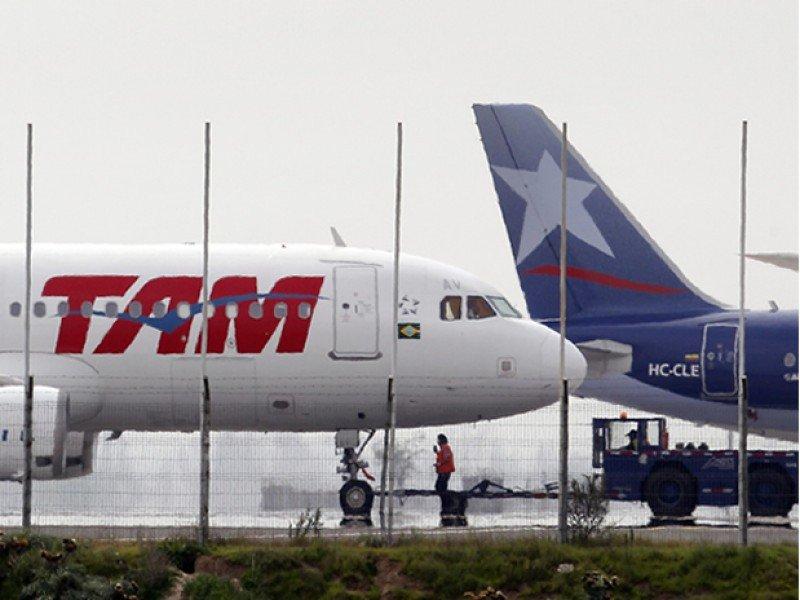 LATAM Airlines crece en países de habla hispana y se desinfla en Brasil