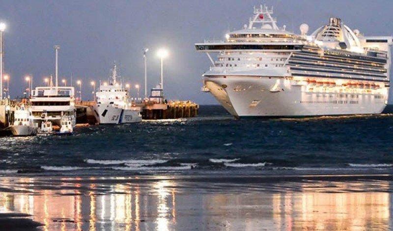 Los cruceristas en Península Valdés aumentaron 44% esta temporada