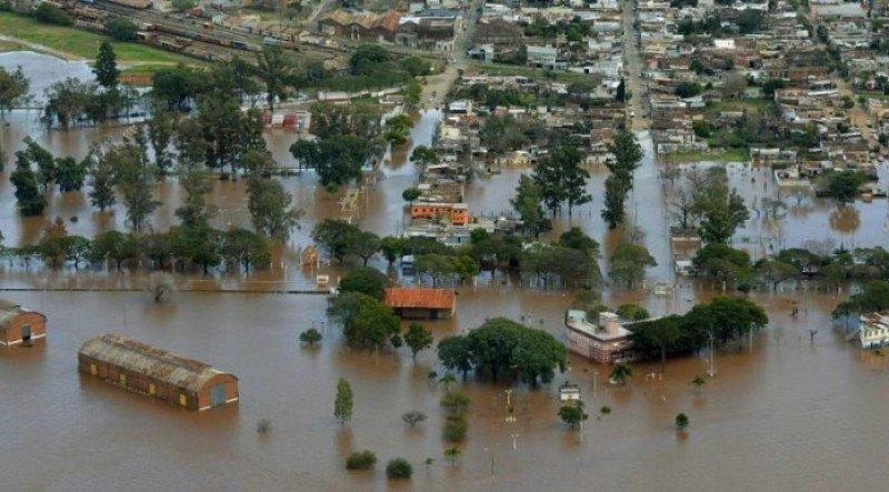 Inundacion Entre Ríos.