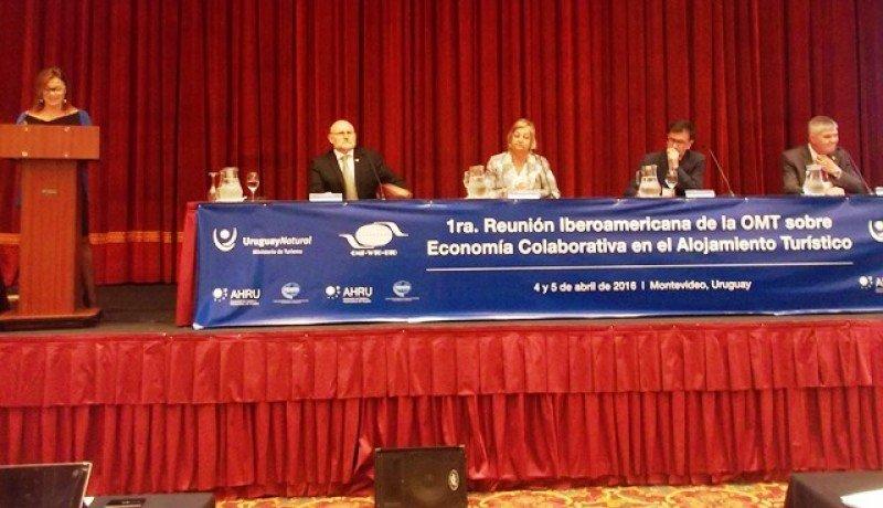 Juan Martínez, presidente de AHRU, dijo que es importante haber obtenido el compromiso de avanzar en el tema de las plataformas de intermediación a nivel regional.