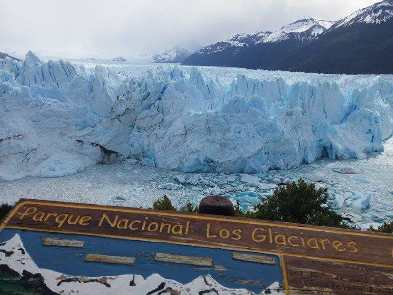 Glaciar Perito Moreno (Foto: HOSTELTUR)