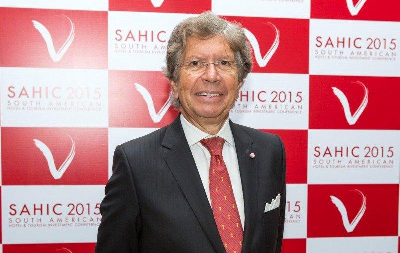 Arturo García Rosa, presidente de SAHIC.