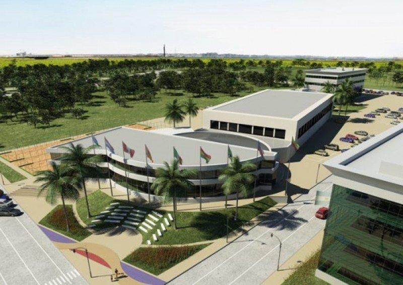 Centro de Convenciones de Resistencia, Chaco.