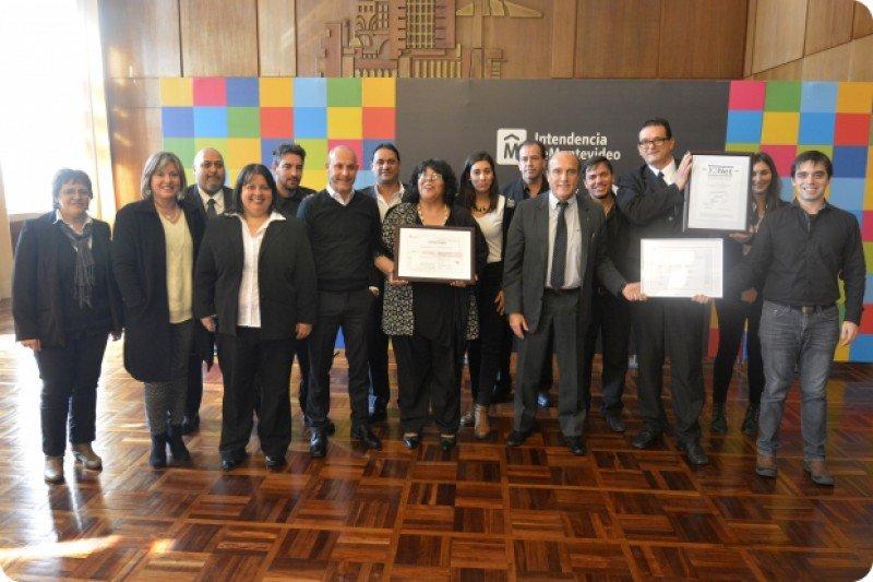 Sello de calidad para Centro de Conferencias de Intendencia de Montevideo