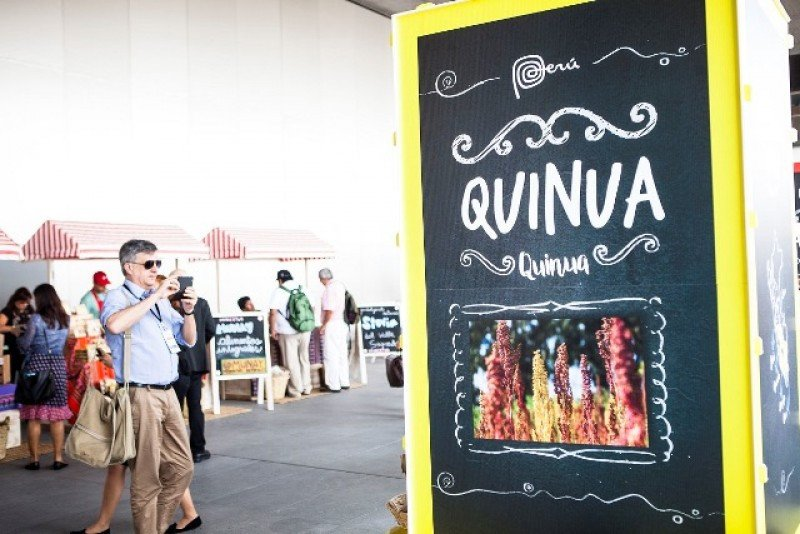Ruta de la Quinua es el primer prototipo de turismo gastronómico de Perú