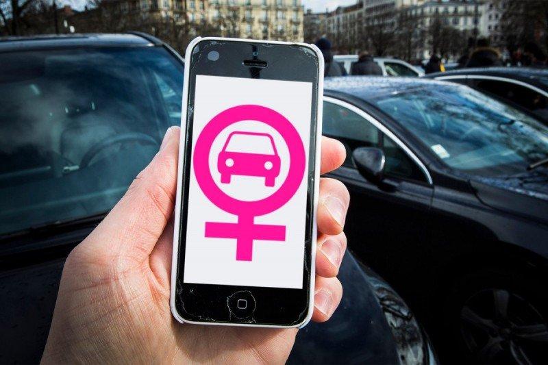 La versión femenina de Uber se pone en marcha