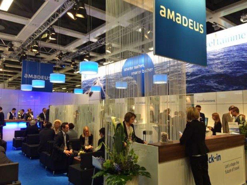 Amadeus gana 217 M € en el primer trimestre, un 7,2% más