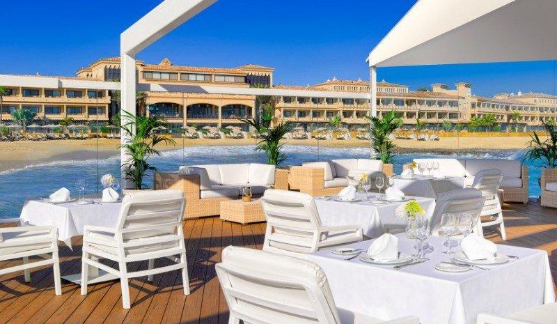 El Gran Hotel Bahía Real, uno de sus activos en cartera.