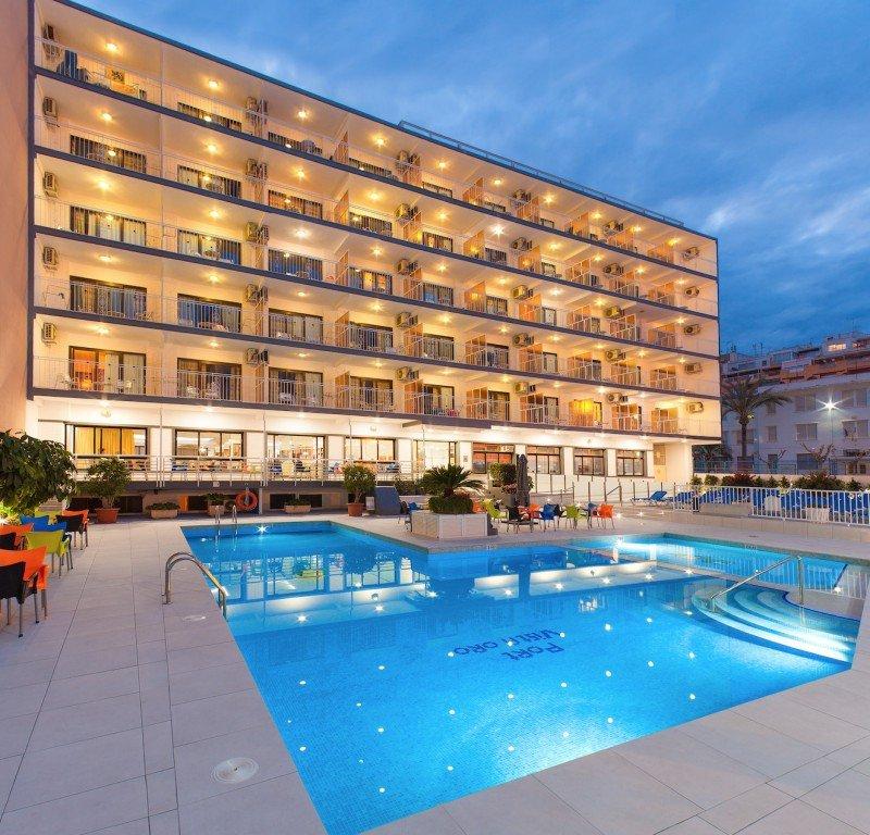 El Hotel Port Vista Oro sube su categoría a 3 estrellas