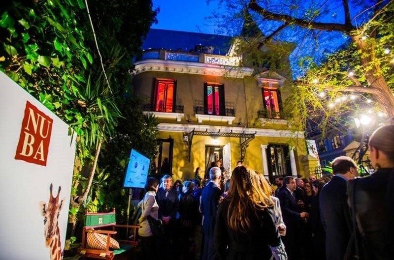 La agencia presentó su colección 2016 a finales de abril en un antiguo palacete de los años 20.