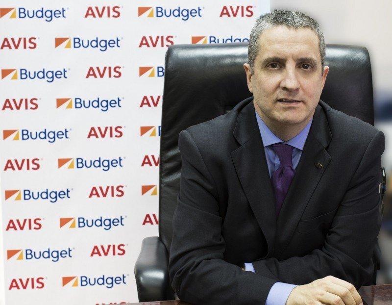 Ramón Biarnés, dircetor de Ventas Internacional de Avis Budget Group.