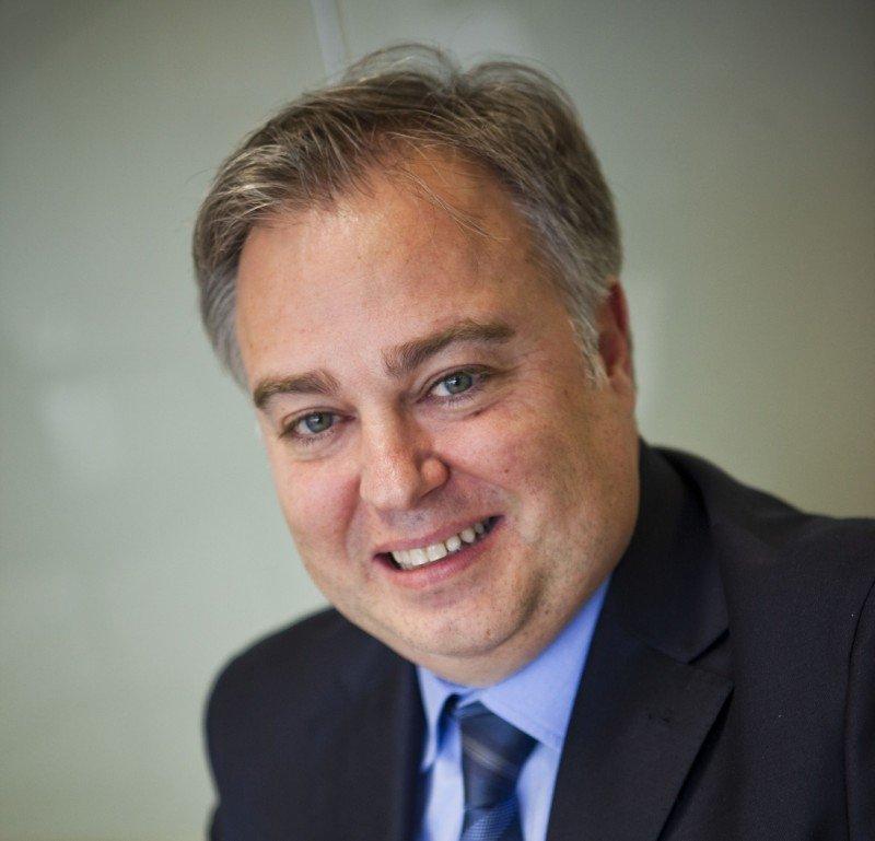 Fernando Cuesta, director general de Amadeus España y Portugal.