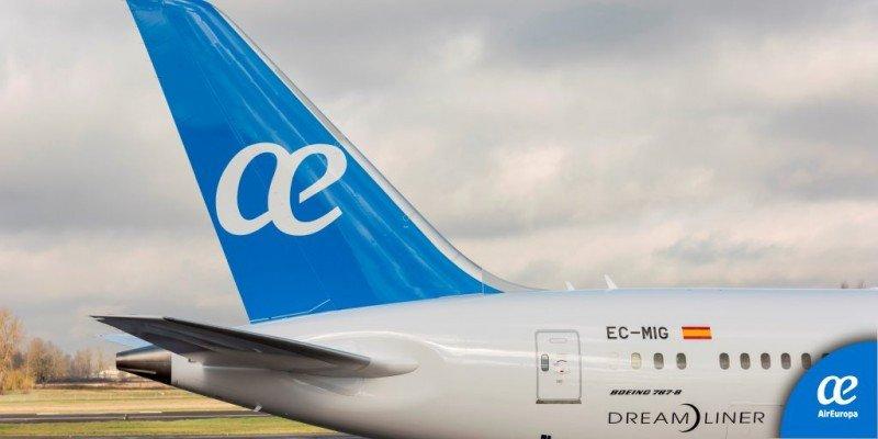 Air Europa volará a diario a Miami y Nueva York.