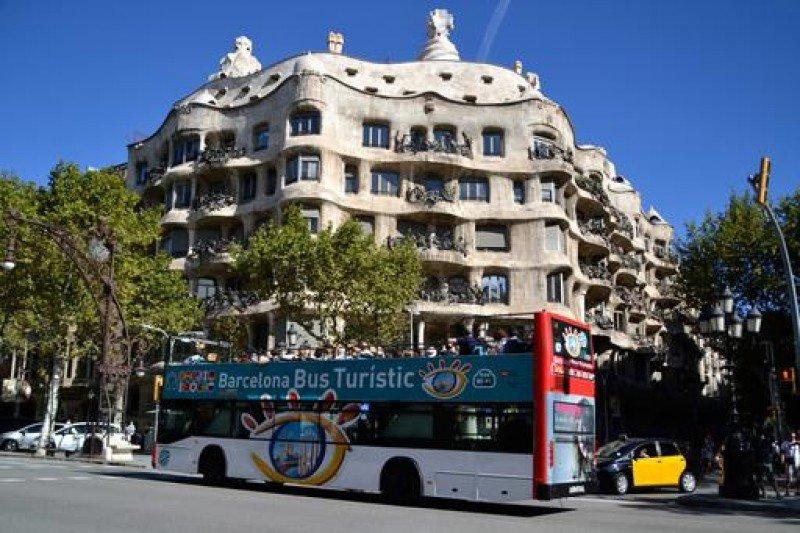 Más de la mitad de la recaudación por la tasa turística se registra en Barcelona.