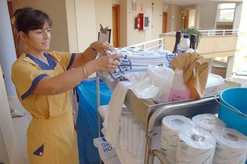 Los servicios de alojamiento concentraron al 14,9% de ocupados.