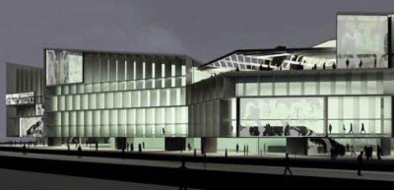 El alcalde de Palma de Mallorca espera que a finales de año pueda comenzar la explotación del Palacio de Congresos.