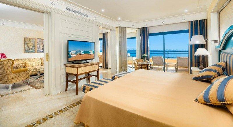 Gran Hotel Bahía Real.