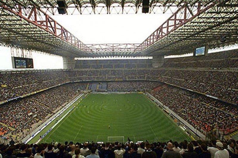 Estadio de San Siro, Milán.