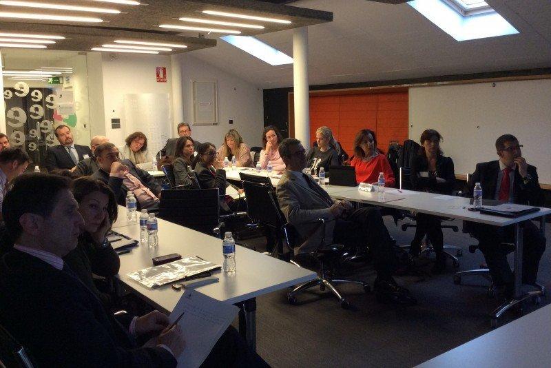 Representantes de las Escuelas de Hostelería españolas han asistido a este foro.