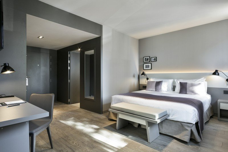 Inversión de 4 M € en un nuevo hotel boutique de Barcelona