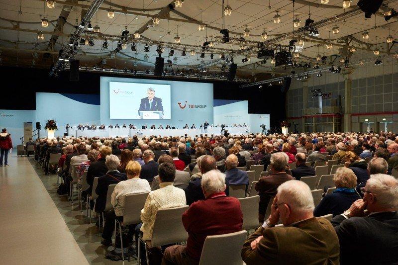 TUI reduce pérdidas estacionales un 9,2%, hasta los 293 M €