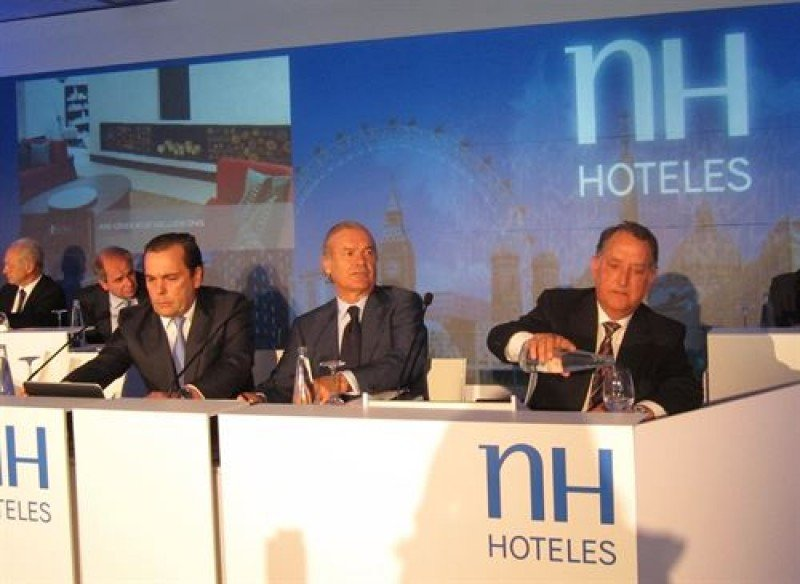 NH no ve conflicto de interés por parte de los consejeros de HNA
