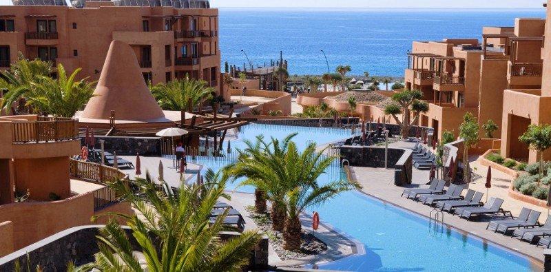Hotel Sandos San Blas, uno de los activos en cartera de Hispania.