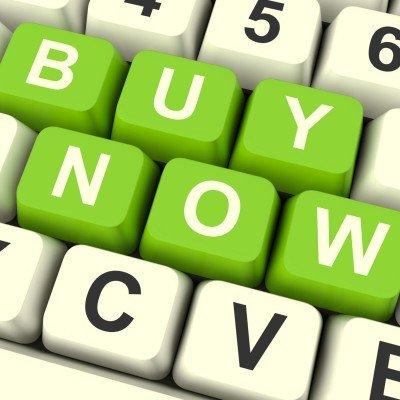El 30% de los españoles utiliza internet para hacer sus compras.