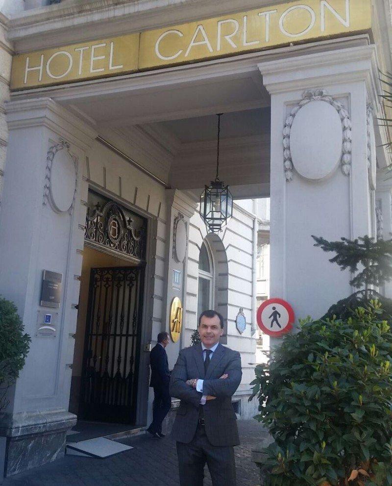 La Asociación Española de Directores de Hotel tiene nuevo presidente