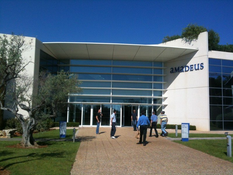 Amadeus compra otras 120.000 acciones de su antigua matriz por 4,8 M €