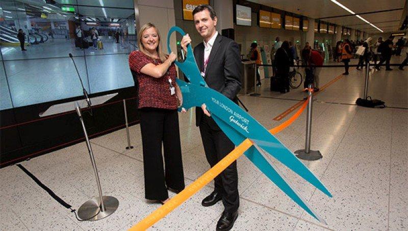EasyJet aterriza en el aeropuerto del futuro (Foto: FTE).