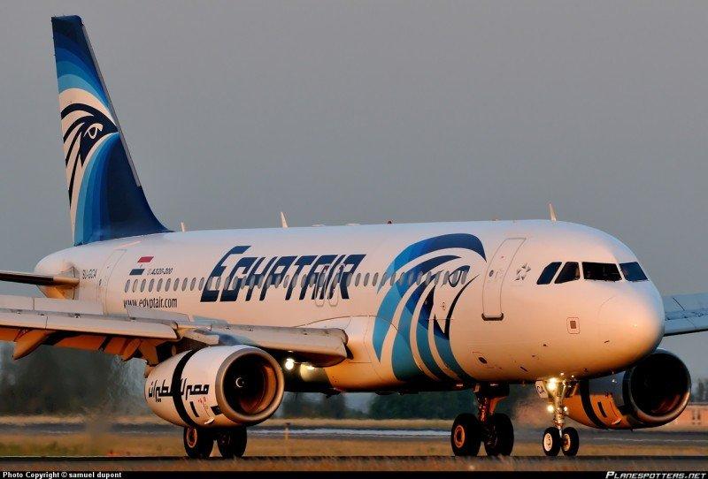 Sin pistas del vuelo París-El Cairo. Crédito foto: www.planespotters.net