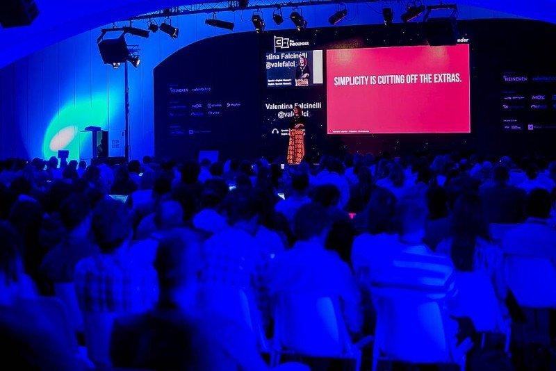 Valentina Falcinelli, CEO de Pennamontata, en The Inbounder Global Conference 2016