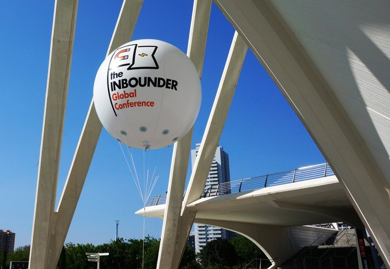 The Inbounder Global Conference 2016, Valencia