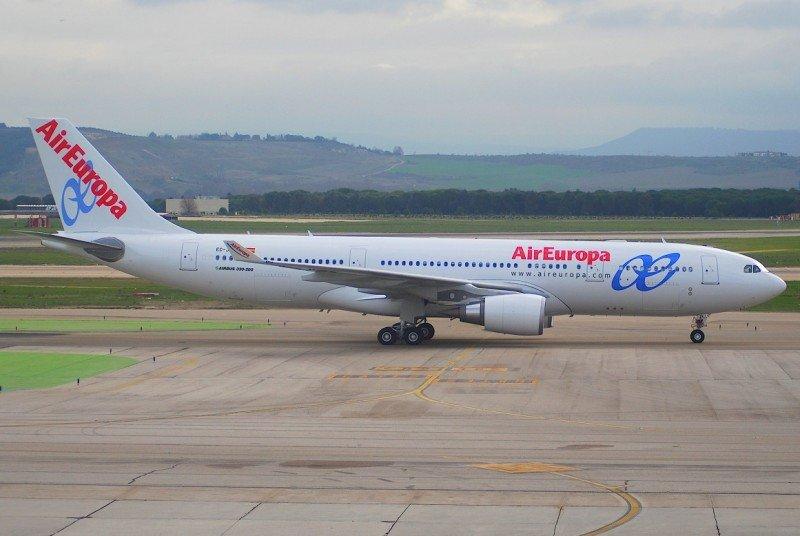 Air Europa aumenta sus vuelos entre Madrid y Puerto Rico