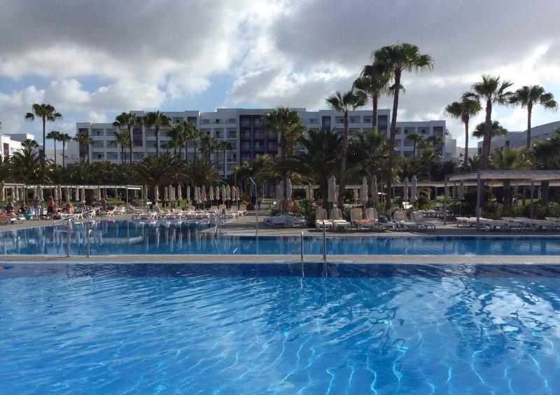 Canarias fue el destino favorito de los extranjeros. Foto: Riu ClubHotel Gran Canaria.