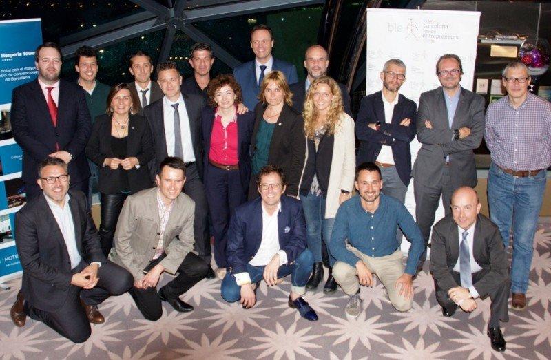 Asistentes a la jornada organizada por Barcelona Loves Entrepreneurs