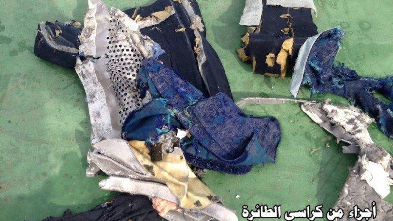 No hay confirmación de que hubiese una explosión en el avión de Egyptair