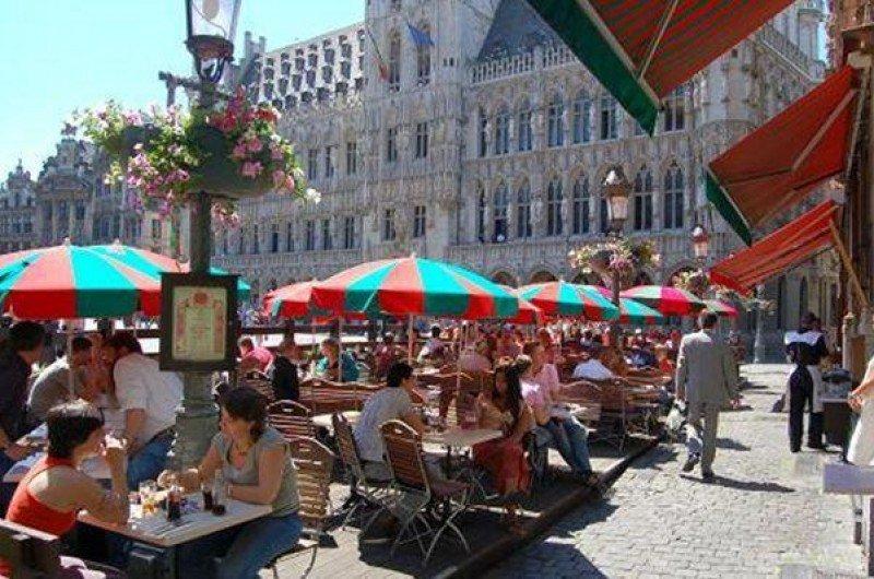 Riesgo de quiebra para el 25% de hoteles y restaurantes de Bruselas