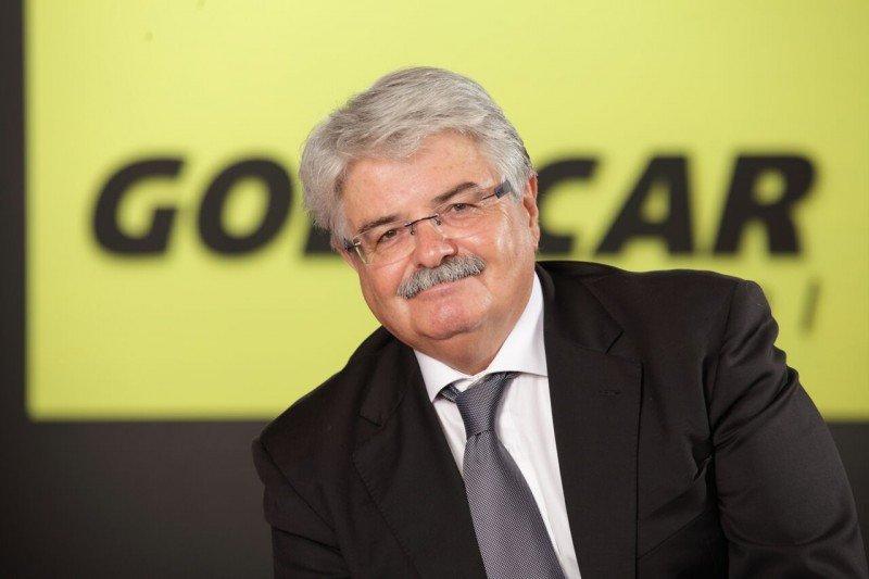 NUevo director comercial y de franquicias de Goldcar