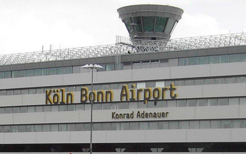 Un español provoca el cierre parcial del Aeropuerto de Bonn