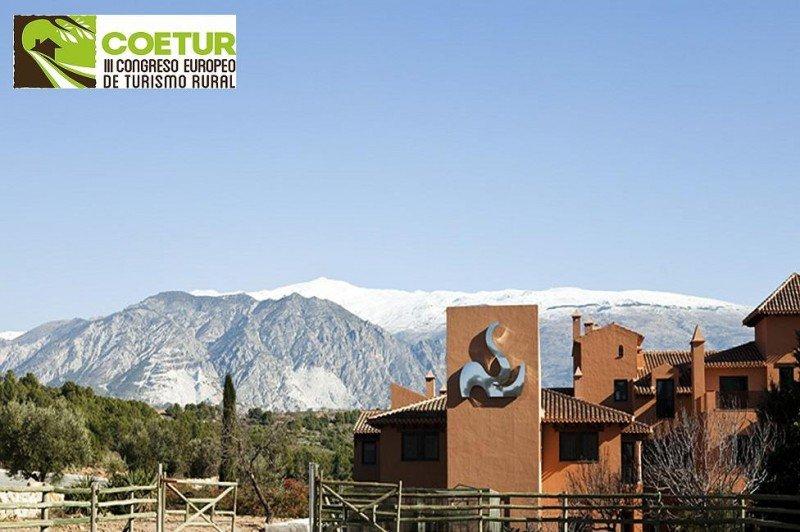 Se espera que acudan más de 200 empresarios del sector a Villamena, en el Valle de Lecrín de Granada. Foto: EscapadaRural.