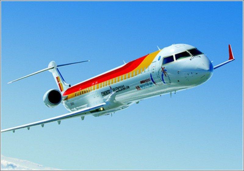 Air Nostrum logra financiación de más 135 M € para seis aviones