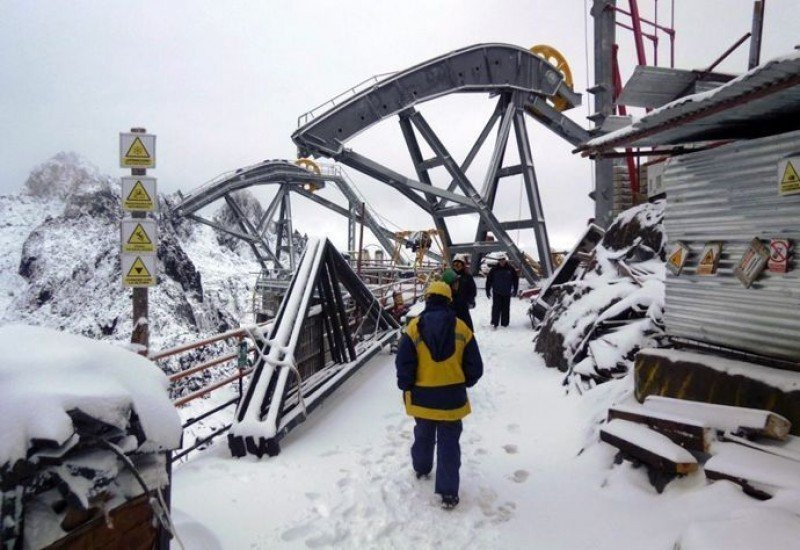 Venezuela reinaugura el sistema de teleférico más alto y largo del mundo